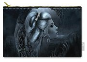 Lady In The Mirror Carry-all Pouch