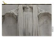 Lady Liberty On Alamo Monument Carry-all Pouch