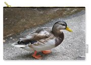 Lady Mallard Carry-all Pouch