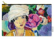 Lady Of Le Piviones Carry-all Pouch