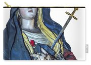 Lady Of Sorrows T-shirt Carry-all Pouch