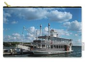 Lady Of The Lake Wisconsin Carry-all Pouch