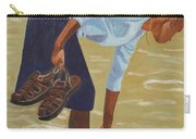 Lady On The Seashore Carry-all Pouch