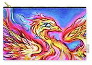 Lady Phoenix  Carry-all Pouch