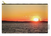 Lady Sunset Carry-all Pouch