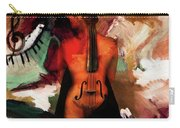 Lady Violin 01 Carry-all Pouch