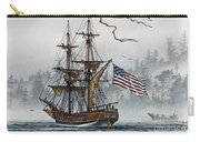 Lady Washington Carry-all Pouch by James Williamson
