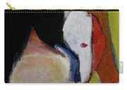 Lady With A Mask Carry-all Pouch