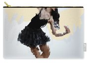 Lady With Wings Carry-all Pouch