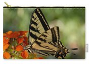 Ladybug And Tigertail Carry-all Pouch
