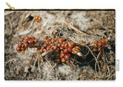 Ladybugs En Masse Carry-all Pouch
