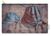 Lady's Hats Carry-all Pouch