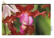 Laelia Undulata Orchid Carry-all Pouch