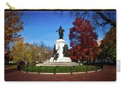 Lafayette Park In Autumn Carry-all Pouch