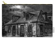 Lafittes Blacksmith Shop Bw Carry-all Pouch
