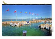 Lago Di Garda Harbor In Sirmione View Carry-all Pouch