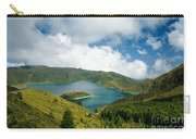 Lagoa Do Fogo Carry-all Pouch