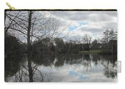 Lagoon Reflections 2 Carry-all Pouch
