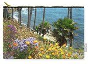 Laguna Beach, Southern California 12 Carry-all Pouch