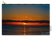 Laguna Beach Sunset Carry-all Pouch
