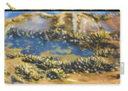 Laguna Beach Tide Pool Pattern 3 Carry-all Pouch