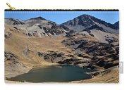 Laguna Thuni In Condoriri Mountains Carry-all Pouch
