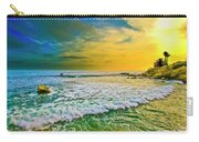 Laguna Tides Carry-all Pouch