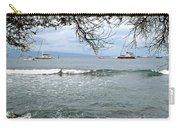 Lahaina Beach Carry-all Pouch