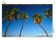 Lahaina, Five Coconut Tre Carry-all Pouch