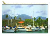 Lahina Harbor Carry-all Pouch