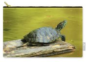 Laidback Turtle Carry-all Pouch