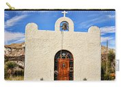 Lajitas Chapel 1 Carry-all Pouch