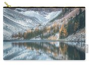 Lake Agnes No 4 Carry-all Pouch