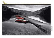 Lake And Boats Carry-all Pouch