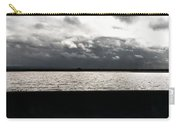 Lake And Clouds Carry-all Pouch