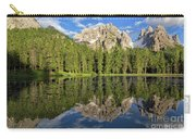 Lake Antorno Carry-all Pouch by Yair Karelic