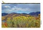 Lake At Emigration Canyon Carry-all Pouch