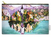 Lake Bled - Slovenia Carry-all Pouch