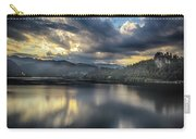 Lake Bled Sunset Carry-all Pouch