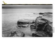 Lake Champlain-vermont-sunrise-storm Carry-all Pouch