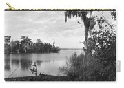 Lake Charles, Louisiana Carry-all Pouch
