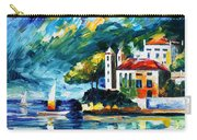Lake Como Italy Carry-all Pouch