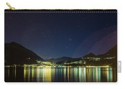 Lake Como Night Reflections Carry-all Pouch