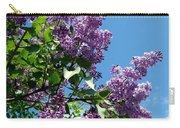 Lake Country Lilacs Carry-all Pouch