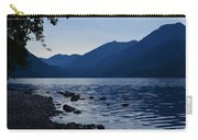 Lake Crescent Carry-all Pouch