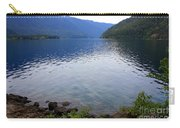 Lake Crescent - Digital Painting Carry-all Pouch