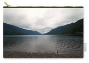 Lake Crescent Four Carry-all Pouch