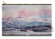 Lake Dillon Carry-all Pouch
