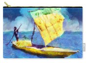 Lake Fayoum Carry-all Pouch