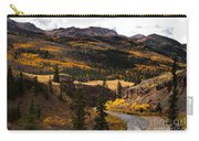 Lake Fork Of The Gunnison Carry-all Pouch
